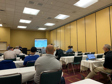 Clean Fuels Ohio and Energetics DOE Project Meetings at 2020 NTEA Work Truck Show