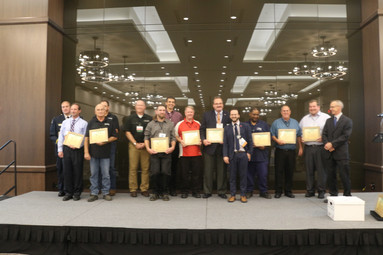 Ohio Fleets Awarded for Environmental Performance and Petroleum Displacement
