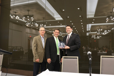 McColley Named Legislator of the Year by Clean Fuels Ohio