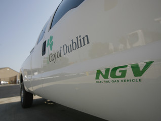 The City of Dublin Obtains CLEANFleet Certification