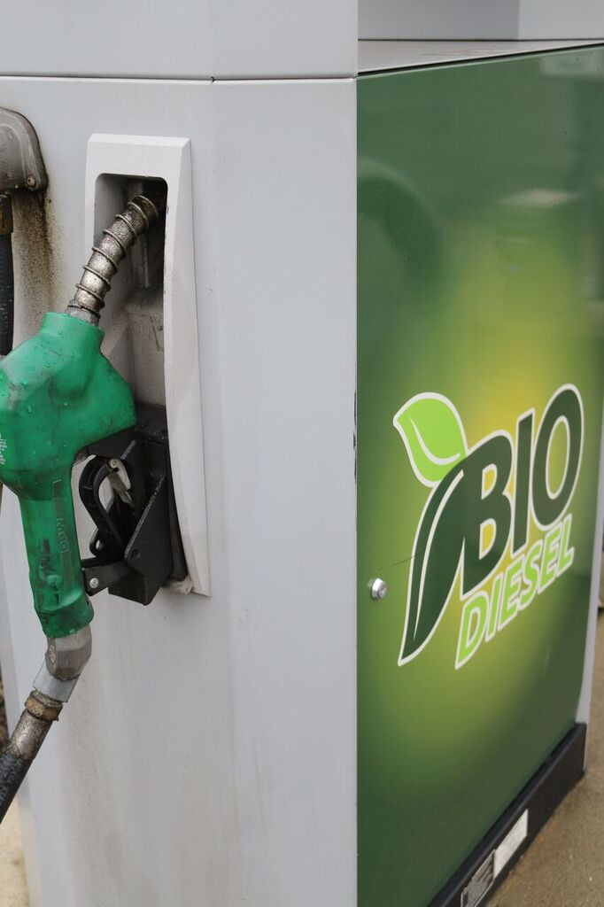 Bio Diesel Pump