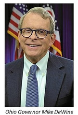 DeWine Sworn in as Ohio Governor Appointment Will Impact Advanced Transportation