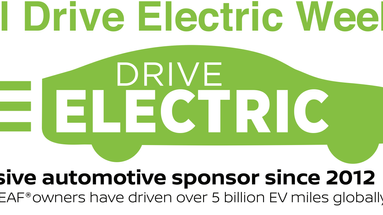 Drive Electric Ohio Hosts and Supports National Drive Electric Week Events