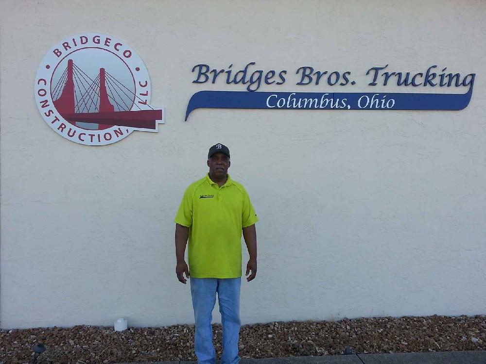 MIchael Bridges, President/Owner Bridges Bros. Trucking