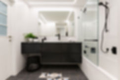 עיצוב חדרי רחצה