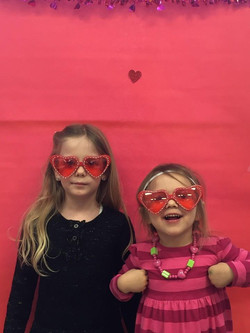 Valentine's Day Photo Booth