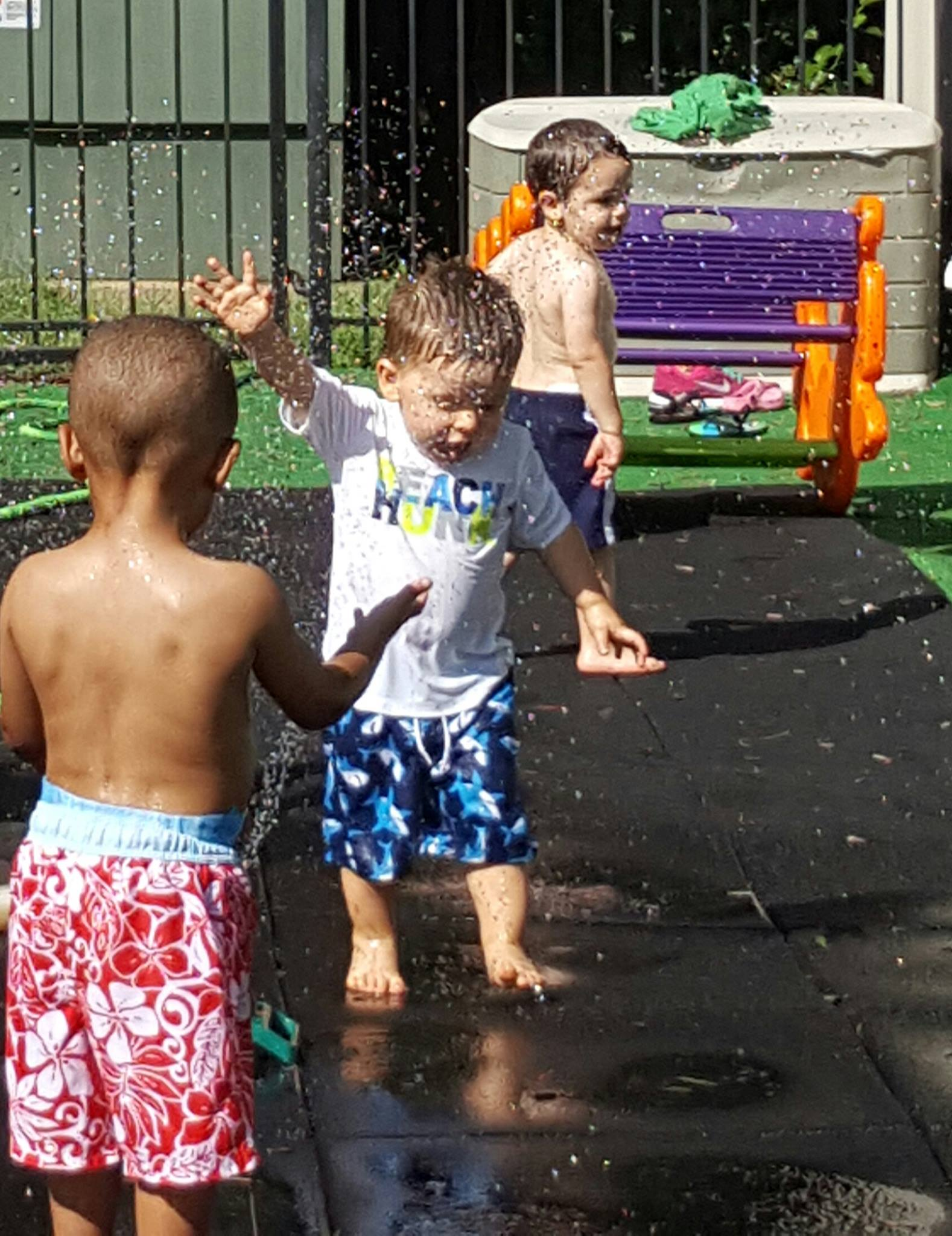 Water Play Fun!