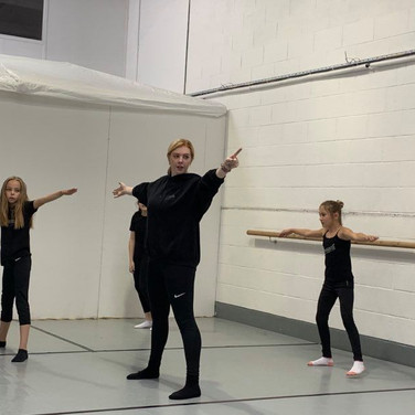 Colman Creative Academy Godmanchester Musical Theatre Dance Classes