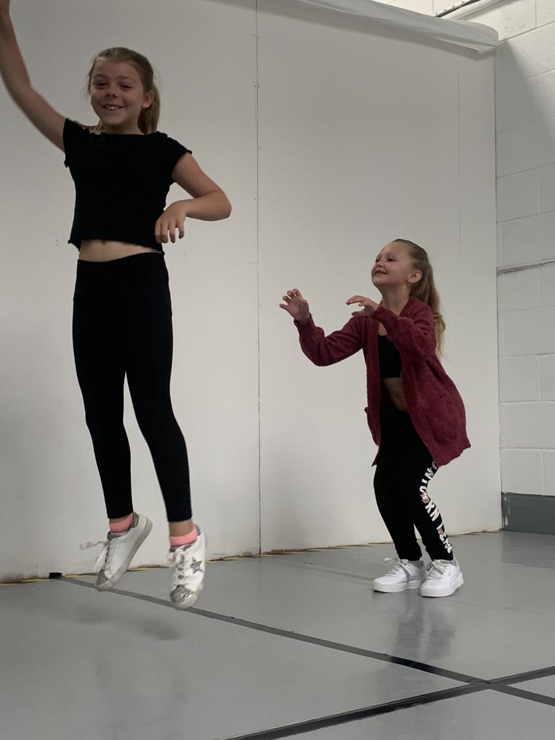 Colman Creative Academy Godmanchester Musical Theatre Dance Class