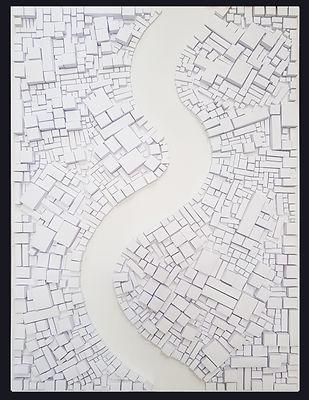 Paper City Framed.jpg