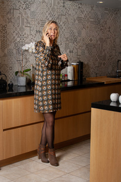 Neliane sixties dress
