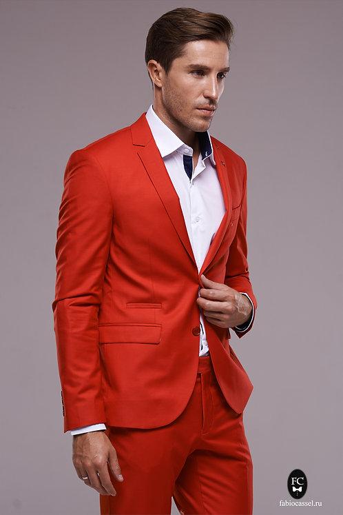 Красный костюм Parlamenter