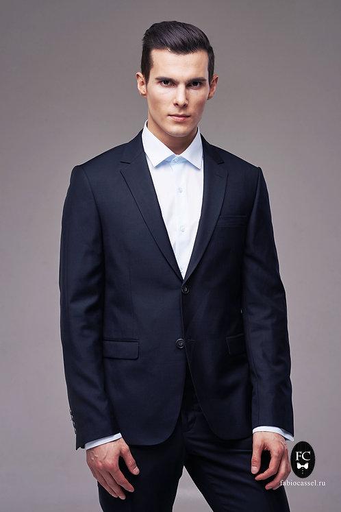 Базовый тёмно-синий костюм