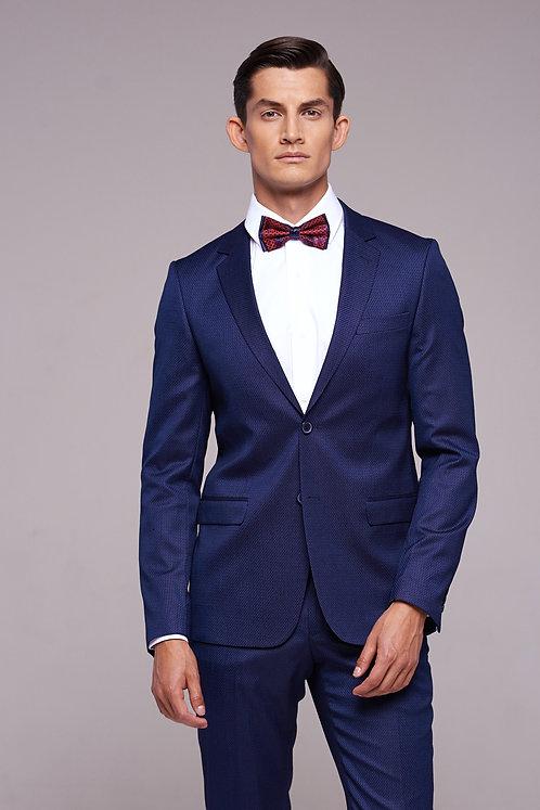 Мужской костюм синего цвета Parlamenter