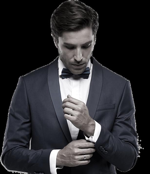 Элегантный мужской костюм Fabio Cassel