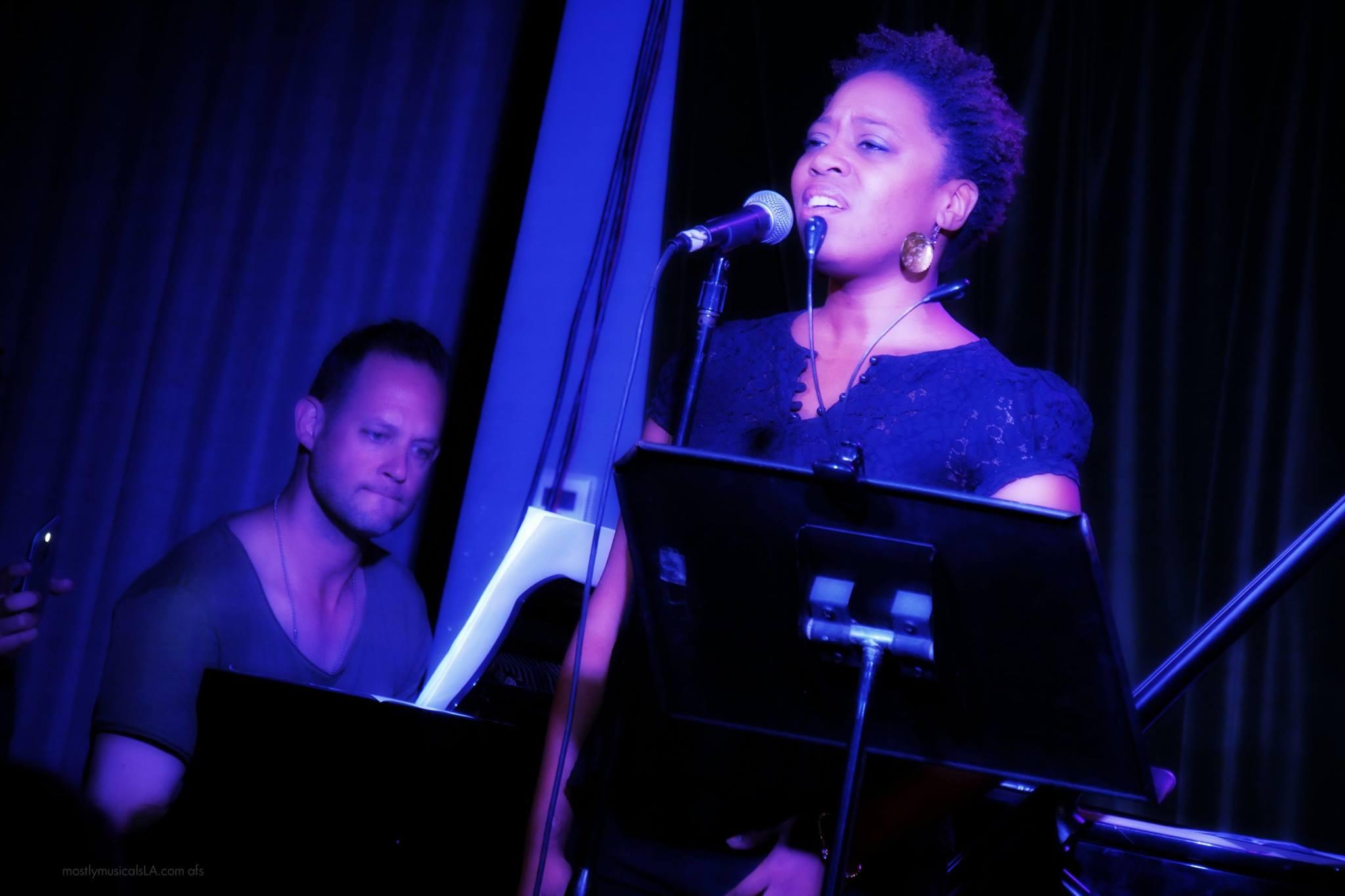 Singing with Derek Gregor