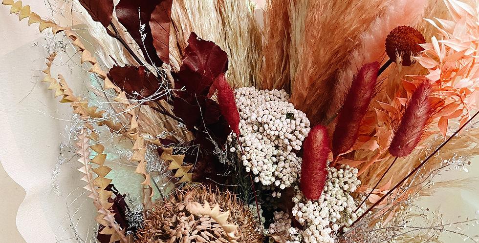 Dried Floral bouquet