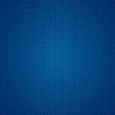 blue background with a light pattern of interlocking triangles