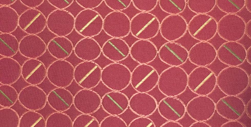 Split Circle - Pink, Green, Yellow