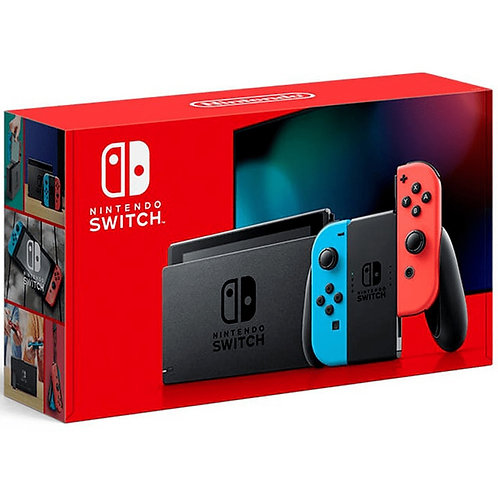 Nintendo Switch(Console Only)