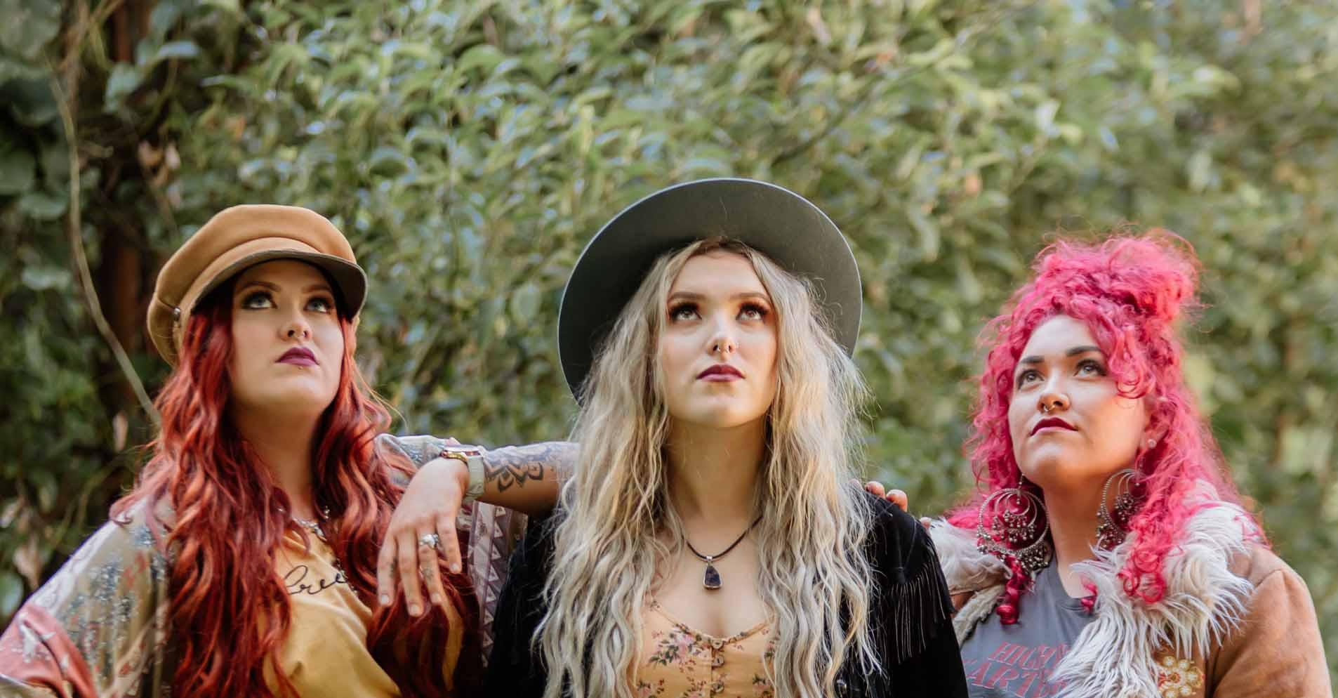 Vixens of Fall
