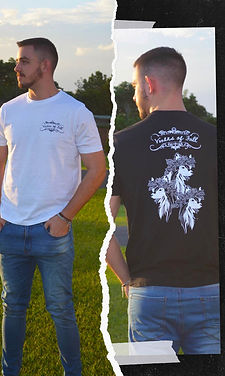 Vixens of Fall Mens T-Shirt