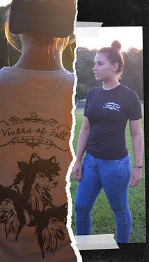 Vixens of Fall   Merchandise