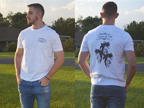 Mens Vixens T-Shirt (White)