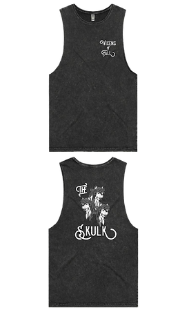 Vixens of Fall Skulk Tank shirt