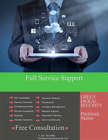 Get a free consultation for information technology services