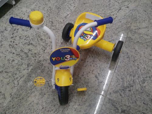 df58f8c343 Triciclo You 3 Boy - Nathor