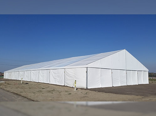 18M x 50M Clearspan Tents