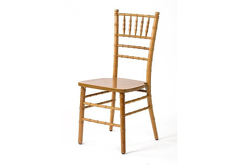 Natural Chiavari Chairs