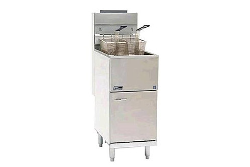 Commercial Deep  Propane Fryers