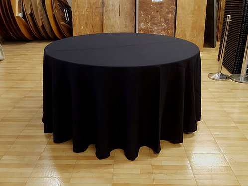"120"" Round Signature Tablecloths"