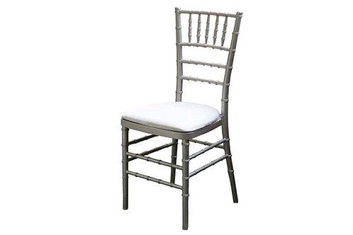 Silver Chiavari Chairs