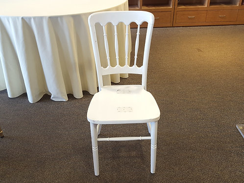 White Chateau Chairs