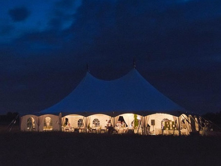 3 Reasons why your Events need a Tent