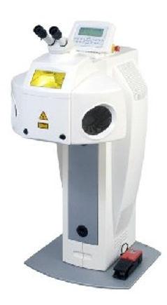 SL-100 and SL-100S floor model laser welders
