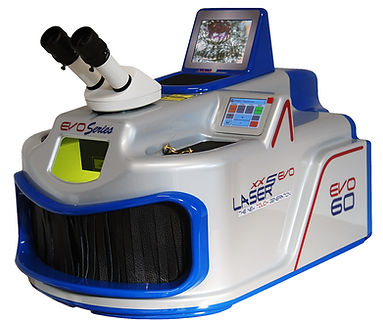 "EVO Laser Welder with ""OBC"" On Board Camera"