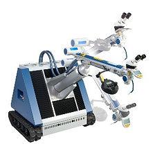 Al Flak mobile laser welder