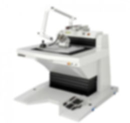 AL-T 500 industrial work table for laser welding