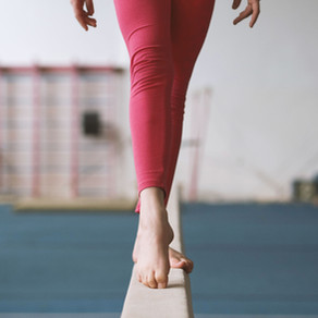 EASE AND FREEDOM OF MOVEMENT CREATES STABILITY IN THE BODY