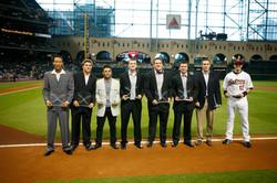 Astros Minor League MVP's
