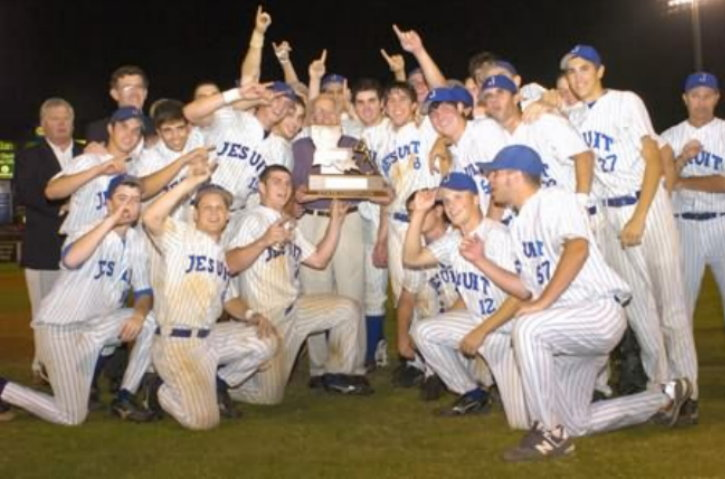 Jesuit State Champs