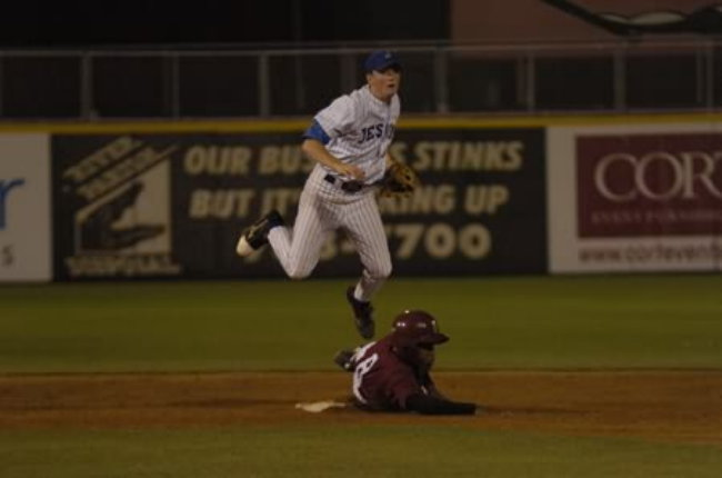 Jesuit's Butera Turns Double Play