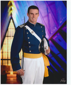 Air Force Senior Picture