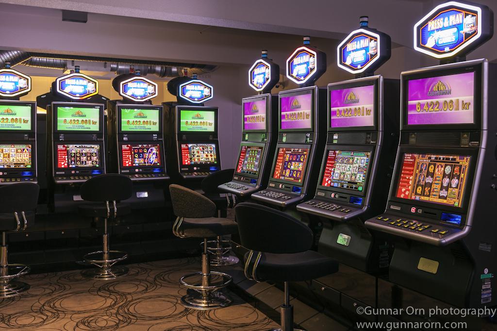 IGT G20 Slot machine