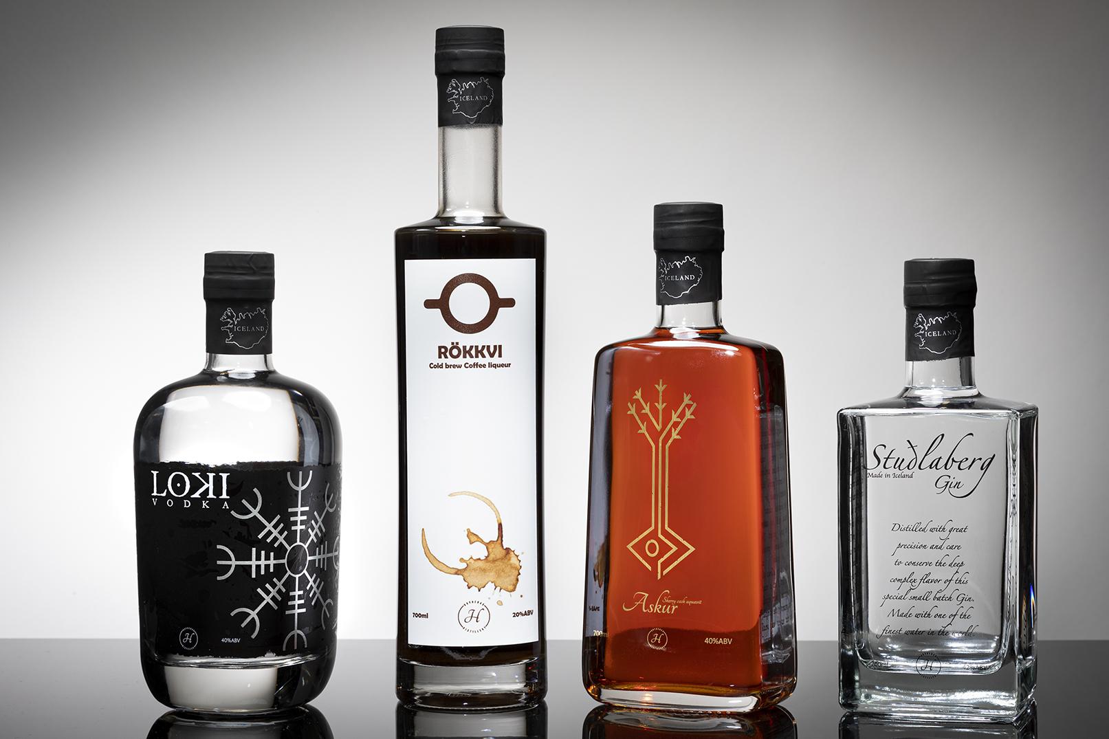 Hovdenak distillery