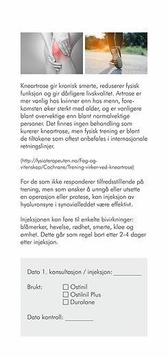 Hyaluronsyre Drammen og Mjøndalen Sportsklinikk. Injeksjon mot smerter i hofte og kne og/eller slitasjeskader. Ultralydveiledet. Kan ha effekt på atrose i kne og hofte.